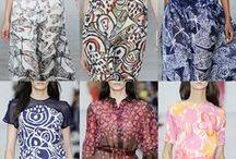 pattern, trends, inspiration_fashion / by Alessandrina