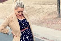 Business Casual - Maternity / Need some ideas for business-casual maternity wear? Check out what today's most stylish moms-to-be are wearing. / by Insperity Jobs