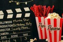 Ryan's Movie Themed Bar Mitzvah DIY / by Laura Bullock