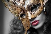 Masquerade / by Morgan Holder