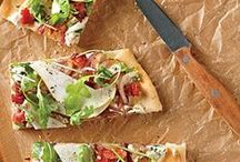 Pizza and Flatbreads / by Natanya Anderson