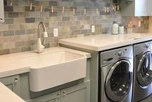 Dream Home- Laundry Rooms
