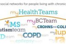 MyHealthTeams / We build social networks for chronic condition communities. Angel investor/venture-backed company in SF. MyHealthTeams.com