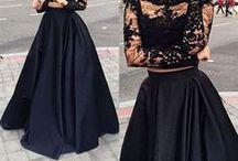 Gala/Prom / Gala jurken en schoenen en Accessoires  Prom dresses and shoes.
