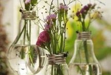 Upcycling with ampoules