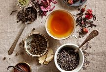 Tea and Tisanes