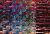 Basket and weave