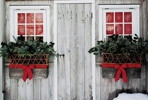 Holiday inspiration / by Rosemary Hallmark