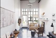 Interior design / by Perreault Geneviève