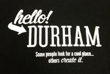 In Our Community: Durham, NC / Wilkinson is a proud member of the Durham, NC community! This board shows off the people and businesses we love sharing a city with.