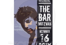Bar Mitzvah / Inspiration for Bar Mitzvah themes and parties / by Low Schmaltz