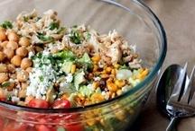 sensational salads / by Katie Marie