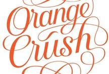 Crush on Orange!