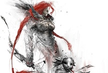 Guild Wars 2 / by Yu-Shuo Liang