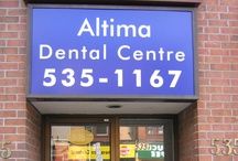 Altima Annex Dental Centre / Altima Annex Dental Centreis near the corner of Bathurst and Bloor, Toronto / by Altima Healthcare