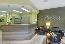 Altima Broadway Dental Centre / Altima Broadway Dental Centre is located on Mount Pleasant, just north of Eglinton Avenue, Toronto. / by Altima Healthcare