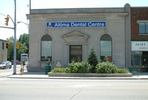 Altima Cambridge Dental Centre / Altima Cambridge Dental Centre is located at the corner of King Street and Westminster Drive in Preston, Ontario. / by Altima Healthcare