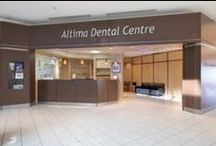 Altima Erin Mills Dental Centre / Altima Erin Mills Dental Centre is located in Erin Mills Town Centre, on the upper level, across from Shoppers Drug Mart.   / by Altima Healthcare