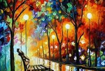 Art of Leonid Afremov