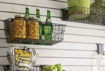 Kitchen Crafts / Get crafty in the kitchen with these great DIY projects.