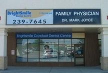 BrightSmile Crowfoot Dental Centre / BrightSmile Crowfoot Dental Centre is located across from the Crowfoot Centre, just northwest of Nose Hill Drive NW.  / by Altima Healthcare