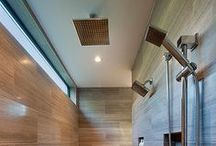 Superb Showers / Inspiration for creating a stylish, functional shower for your new or newly remodeled bathroom.