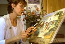 Art - Tutorials & Info / by Janette C