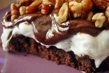 Desserts - Brownies & Bars / by Janette C