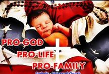 SAVE THE UNBORN