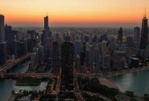 chi-town / by April Wadsworth