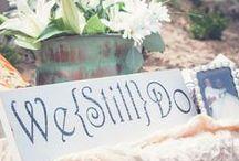 Huwelijksjubileum - wedding anniversary