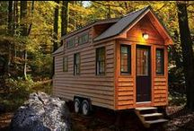 tiny houses / by Katie Marie