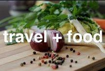 Travel + Food