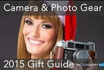 Holiday Shopping / Camera and tech gear holiday shopping deals and ideas.