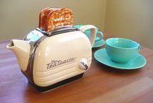 Teapots! / by Rachel Clements