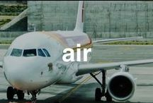 From The Air | Air Travel
