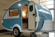 Teardrop Trailers / by Susan Woster