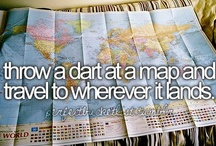 One Day... / Places I would absolutely love to visit!