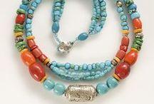 Jewelry - Necklaces & Bracelets / by Amy Rasmuson