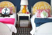 B E D S * T W I N S / Twin beds / by Adrienne Davis
