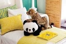 B E D R O O M *N U R S E R Y / BEDROOM, NURSERY, NURSERIES, TODDLER BEDROOMS, BEDROOMS FOR CHILDREN / by Adrienne Davis