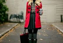 Fashion: Fall & Winter / Outfits ideas: Fall & Winter