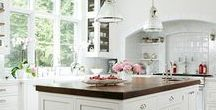 Kitchen Envy / Our favorite kitchens and the tools that go in them.