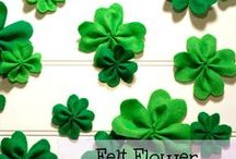 ReCelebrate: St. Patricks Day / Fun and Bright favorites for St. Patricks Day. #Lucky #Shamrocks #Leprachans you name it!
