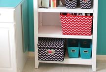 Clean & Organized / by Courtney Bolling