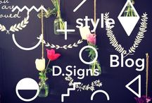 BelleStyle D.Signs / BelleStyle D.Signs is a boutique graphic design firm that specializes in logos, branding, print design, blog websites and other beautiful designs. We are inspired by art and quotes worldwide, culturewide, universewide.