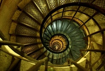 Stairways to heaven...