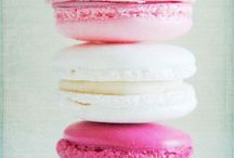 french macaroons and other treats. / by Marci Rosenblum
