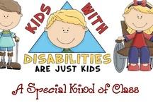 Special Education / by Carol Ann Pileggi