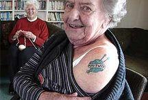 Tattoos / by Marsha Brockman